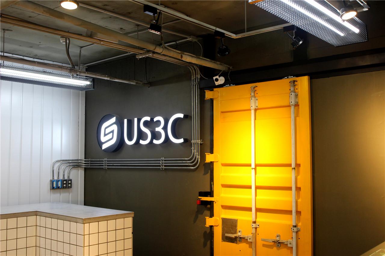 US3C 櫃檯