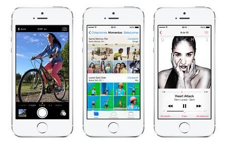 Apple iPhone 5s- US3C