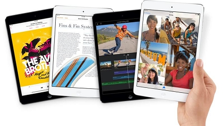 iPad mini with Retina display(iPad mini 2)