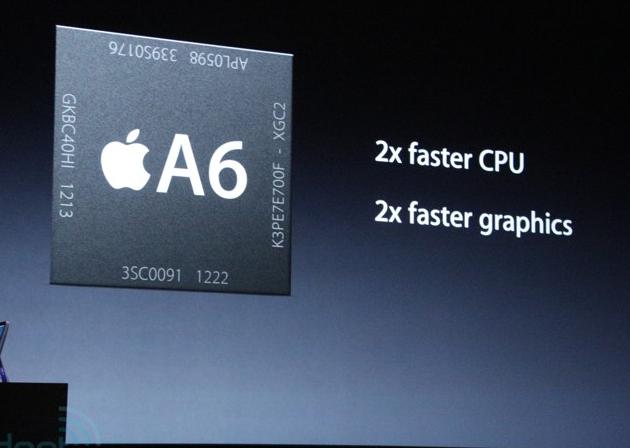 二手iPhone 5 處理器