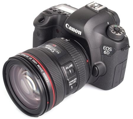 Canon 24-70mm 小三元