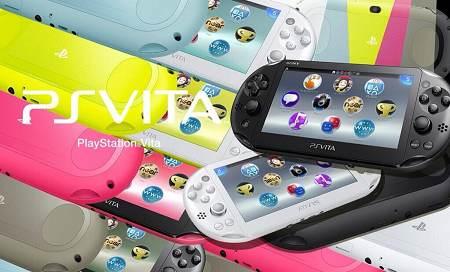 Sony PSVITA - US3C