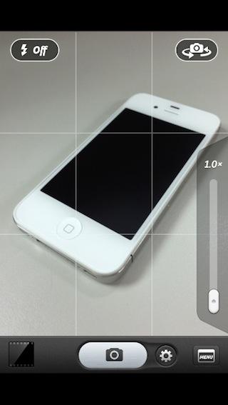 iPhone 5 黑邊