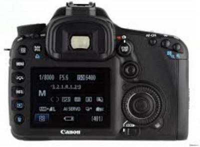 收購二手單眼相機canon 7d
