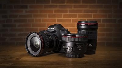 Canon 5D2 & Lens - US3C