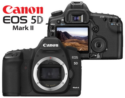 Canon EOS 5D Mark II - US3C