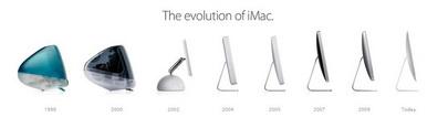 iMac演進史 - US3C
