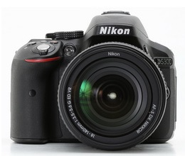 Nikon D5300 - US3C