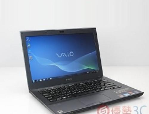 開學特惠價 Sony VPCSB19GW 輕薄筆電