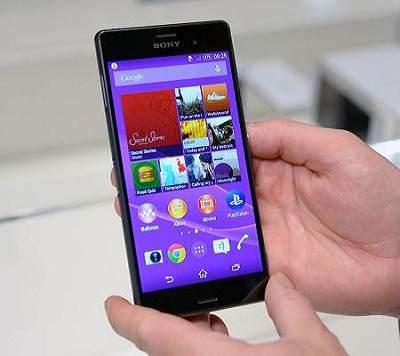 Sony Xperia Z3-1