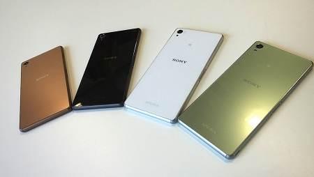 Sony Xperia Z3-2