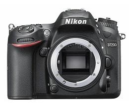 Nikon D7200 -US3C