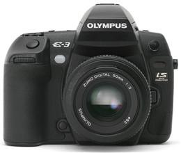 中古Olympus e-3收購