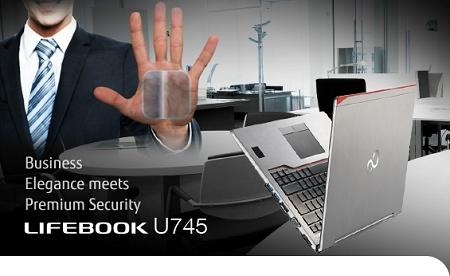 LIFEBOOK U745 收購富士筆電-US3C