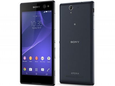 收購 Sony C3
