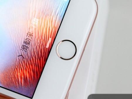 iPhone 6s 指紋辨識