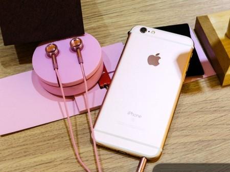 iPhone 6s 粉紅色回購價