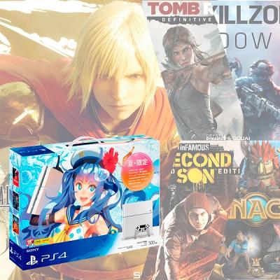 收購PS4 US3C