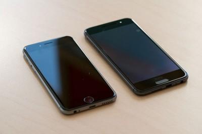 HTC One A9外型