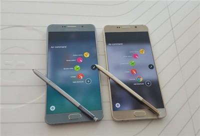 三星Note第5代 S Pen