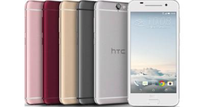 HTC 10 顏色