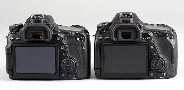 Canon Eos 規格比較