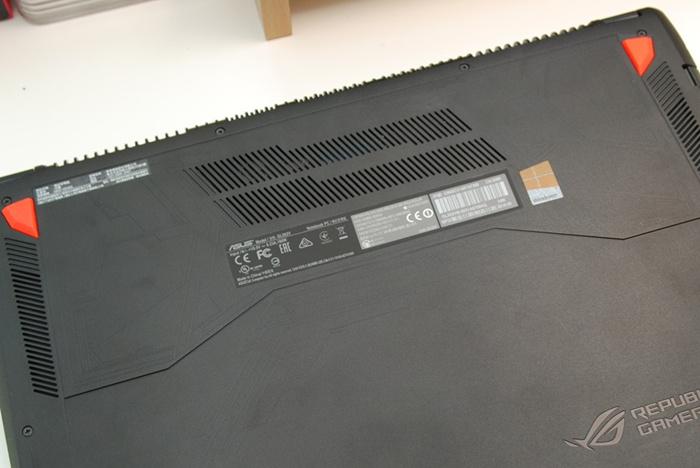 ROG GL553VD筆電