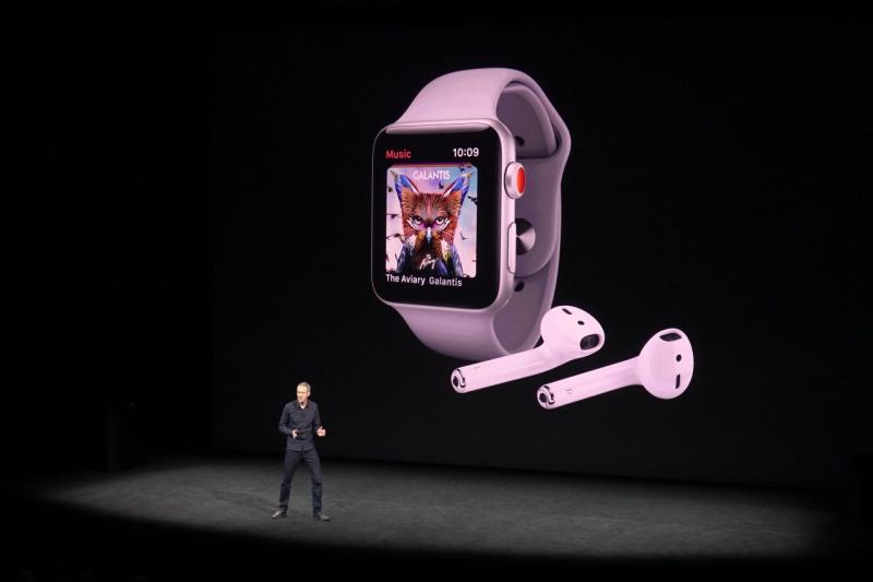 Apple Watch series 3 變賣