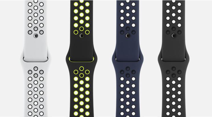 Apple Watch Series 3 Nike+ 錶帶