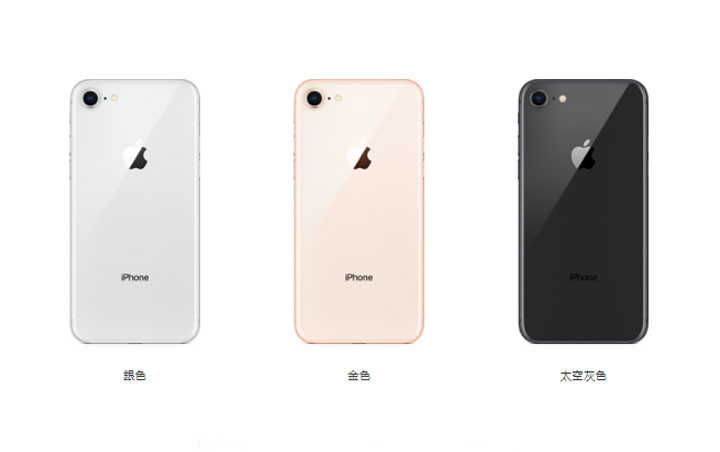 iPhone 8 收購