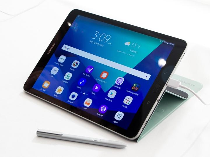 收購Galaxy Tab S3