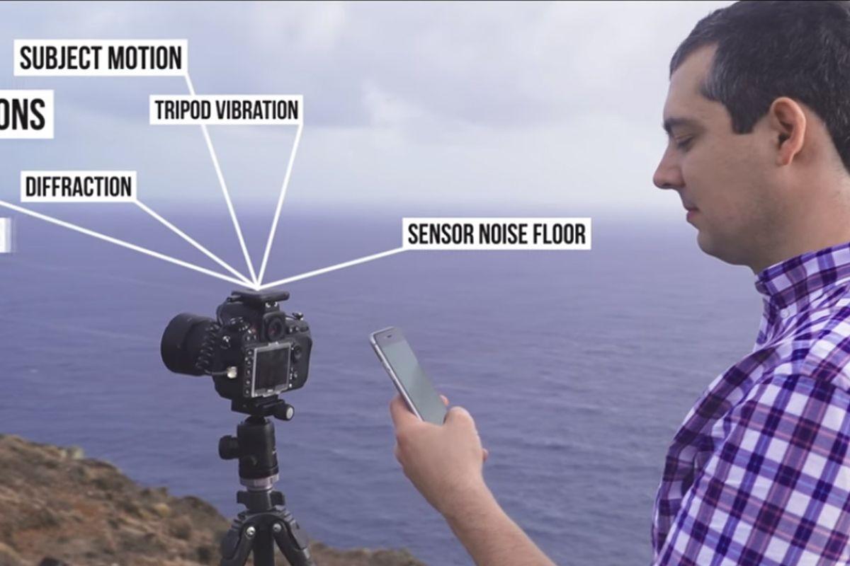 單眼攝影控制器