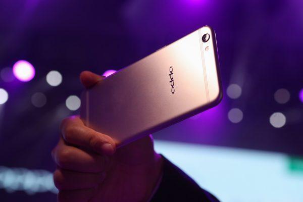 2017中國手機銷售排行榜