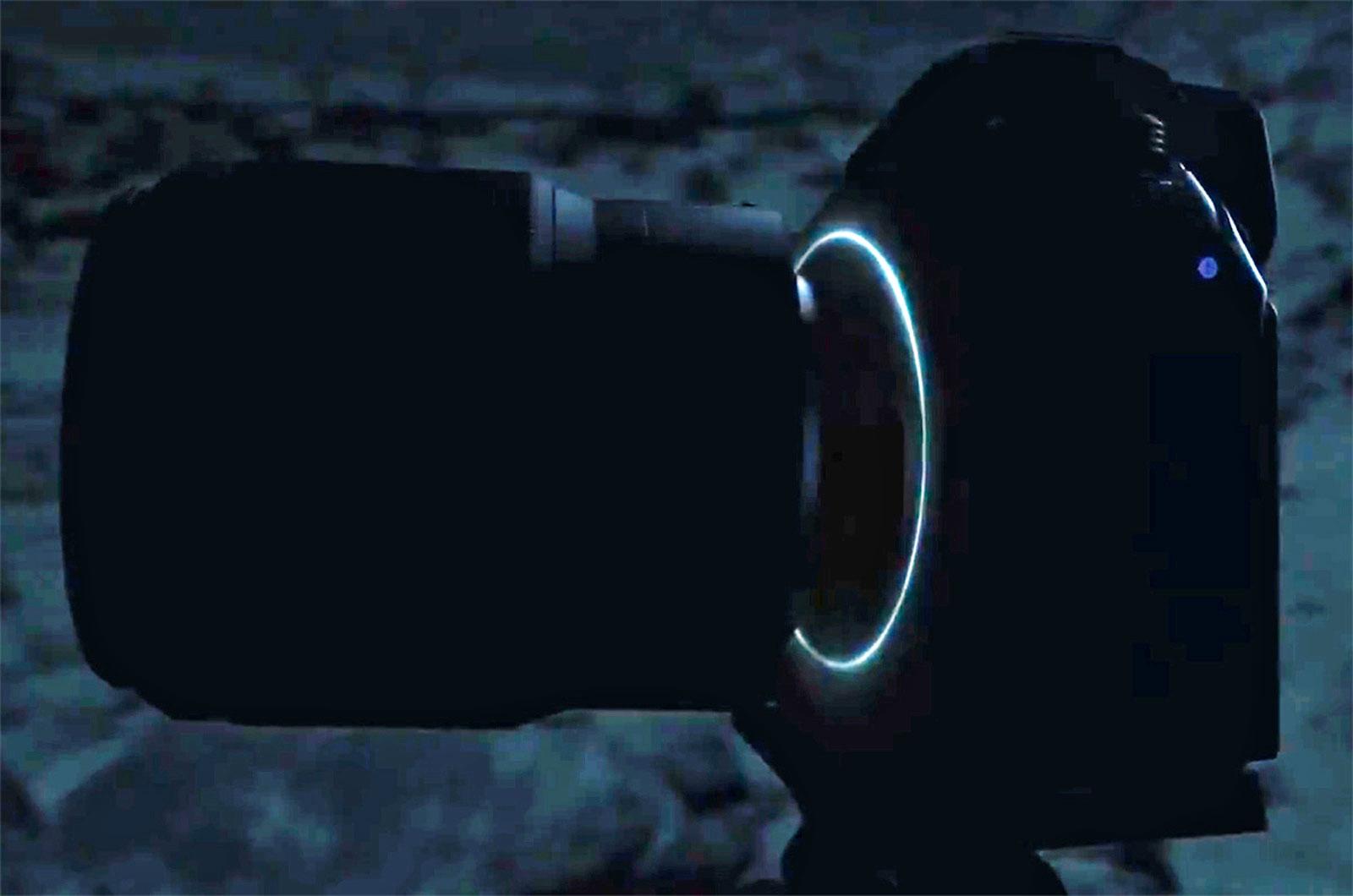 全片幅無反相機 Nikon