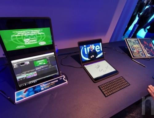 Project Athena之外,Intel以不同概念設計詮釋全新筆電使用體驗