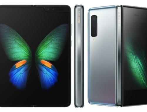 三星確認螢幕可凹折手機Galaxy Fold將於9月恢復上市
