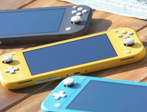任天堂掌機Nintendo Switch Lite發表,預定9/20上市