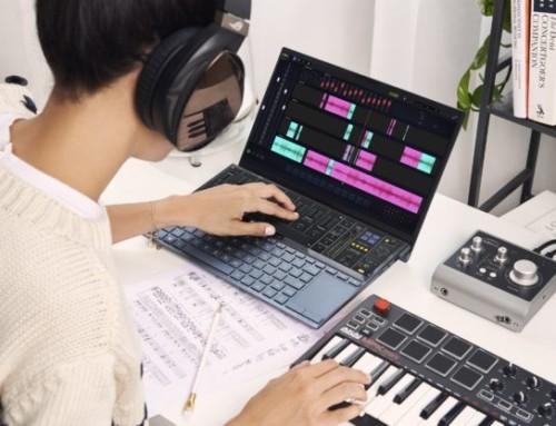華碩雙螢幕筆電 ASUS ZenBook Duo 登場,10/3 在台上市
