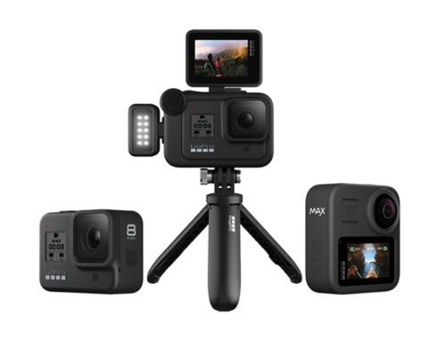 對應更豐富拍攝需求,GoPro HERO8 Black、GoPro Max環景相機同步亮相