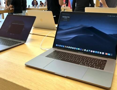 傳蘋果本週召開私人新聞發布會 16吋MacBook Pro可望登場