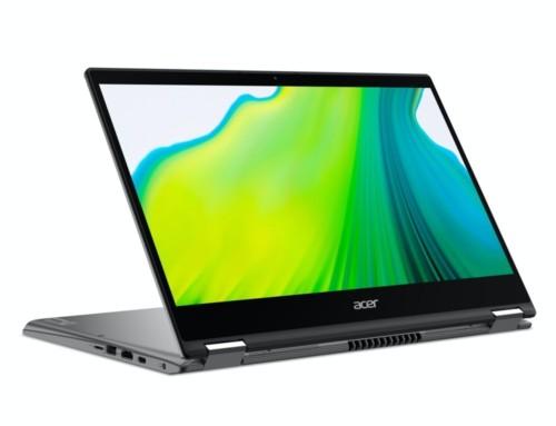 CES 2020:宏碁更新Spin 3、Spin 5翻轉筆電 都換上Intel第10代Core i系列處理器 售價699美金起
