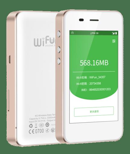 Wifi機租借
