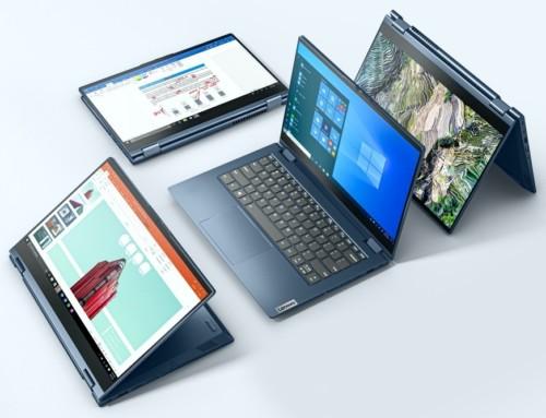 聯想 ThinkBook 系列筆電更新 推出加入雙螢幕、電子墨水技術等全新設計