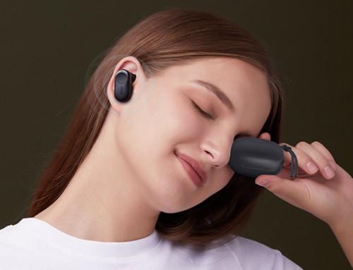 Nokia 在日本群募推出近階主動降噪真無線耳機 P3802A ,只看側面與 WF-1000XM3 很類似