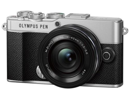 Olympus 拆分獨立後推出首款相機 PEN E-P7 亮相 搭標準 kit 鏡僅 430g 售價 10 萬 8000 日圓