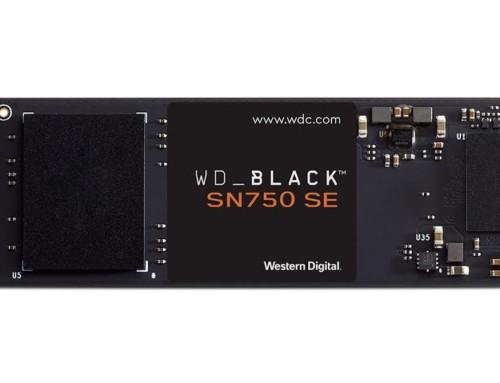 Western Digital 推出 WD_Black SN750 SE 平價版 PCIe Gen 4 SSD,與讀取速度達 900MBps 的 WD_BLACK D30 Game Drive SSD