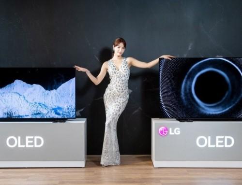 LG 推出新款 OLED evo 系列電視 全球最大 88 吋 8K OLED 電視同步推出