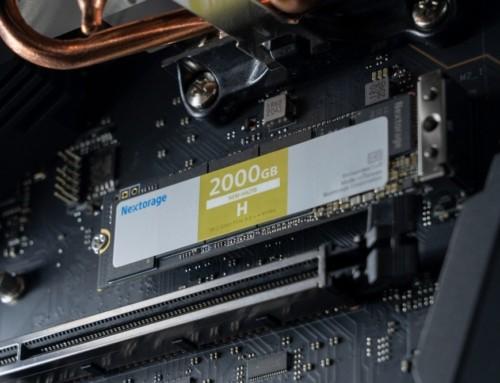 Sony 獨立子公司 Nextorage 推出 NEM-H 系列 SSD 1TB 與 2TB 版本 售價 25190 日圓起
