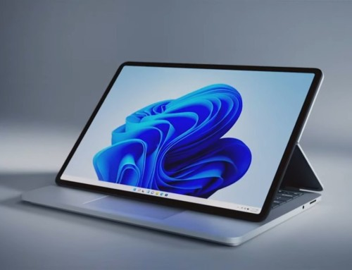 微軟全新 Surface Laptop Studio 筆電登場,以雙轉軸螢幕可呈現三種使用模式