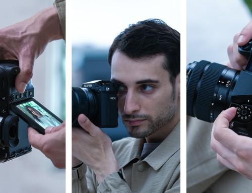 富士中片幅相機 GFX 50S II 發表 僅 900 公克重 單機價 3,999 美金
